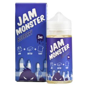 TINH DẦU JAM MONSTER - BLUEBERRY 100ML