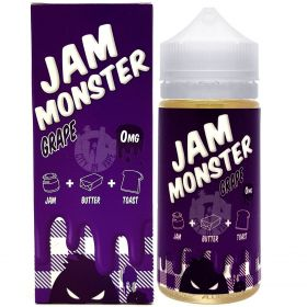 TINH DẦU JAM MONSTER - GRAPE 100ML