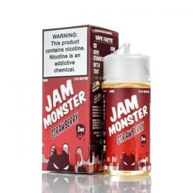 TINH DẦU JAM MONSTER - REDBERRY 100ML