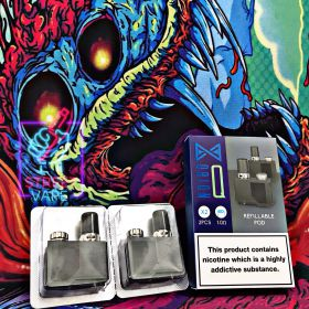 Pod Thay Thế Lost Vape Orion Q 1.0ohm