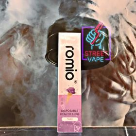 DISPOSABLE HEALTH E-CIG ROMIO - TARO