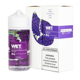 WET LIQUIDS - BLACKBERRY 100ML