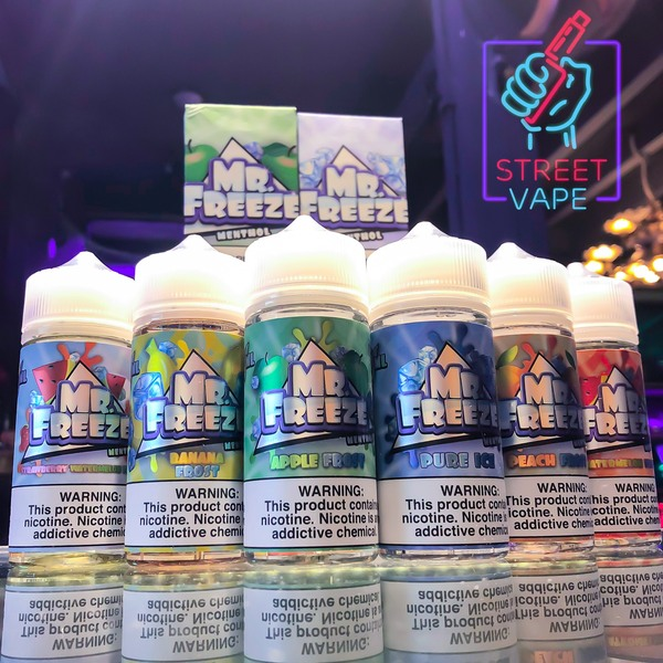 Tinh dầu Mr Freeze 100ml