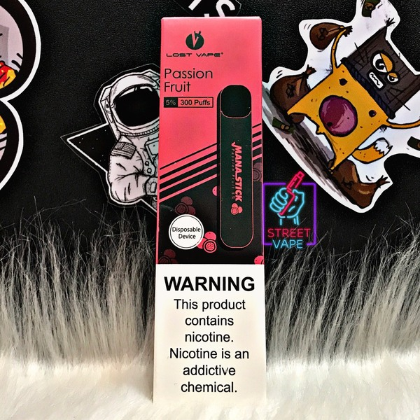 Lost Vape Mana Stick Disposable Pod | Passion Fruit | Chanh Dây