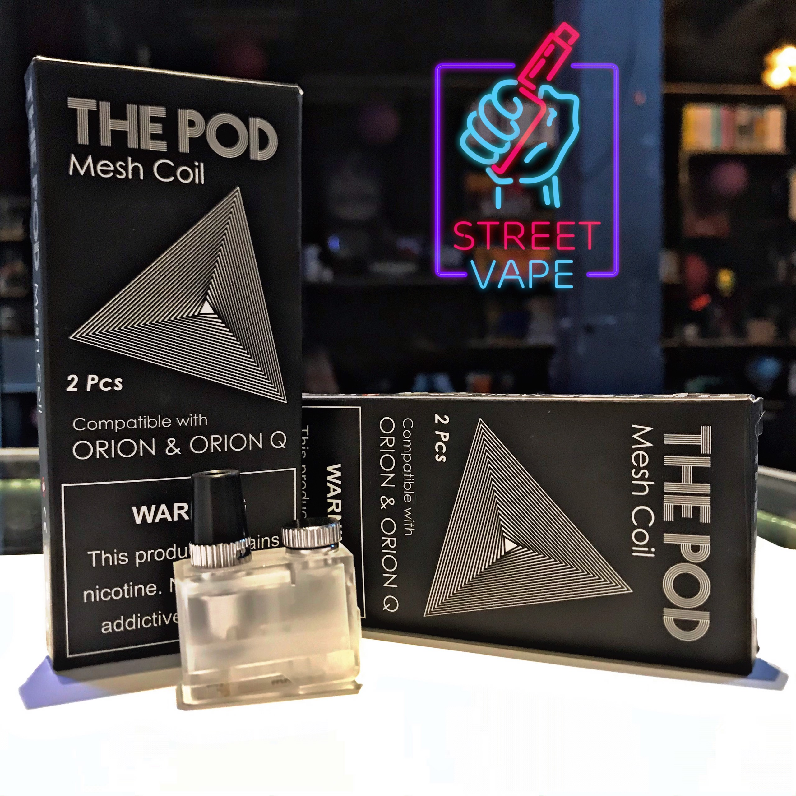 Pod Thay Thế Lost Vape Orion Dna Go