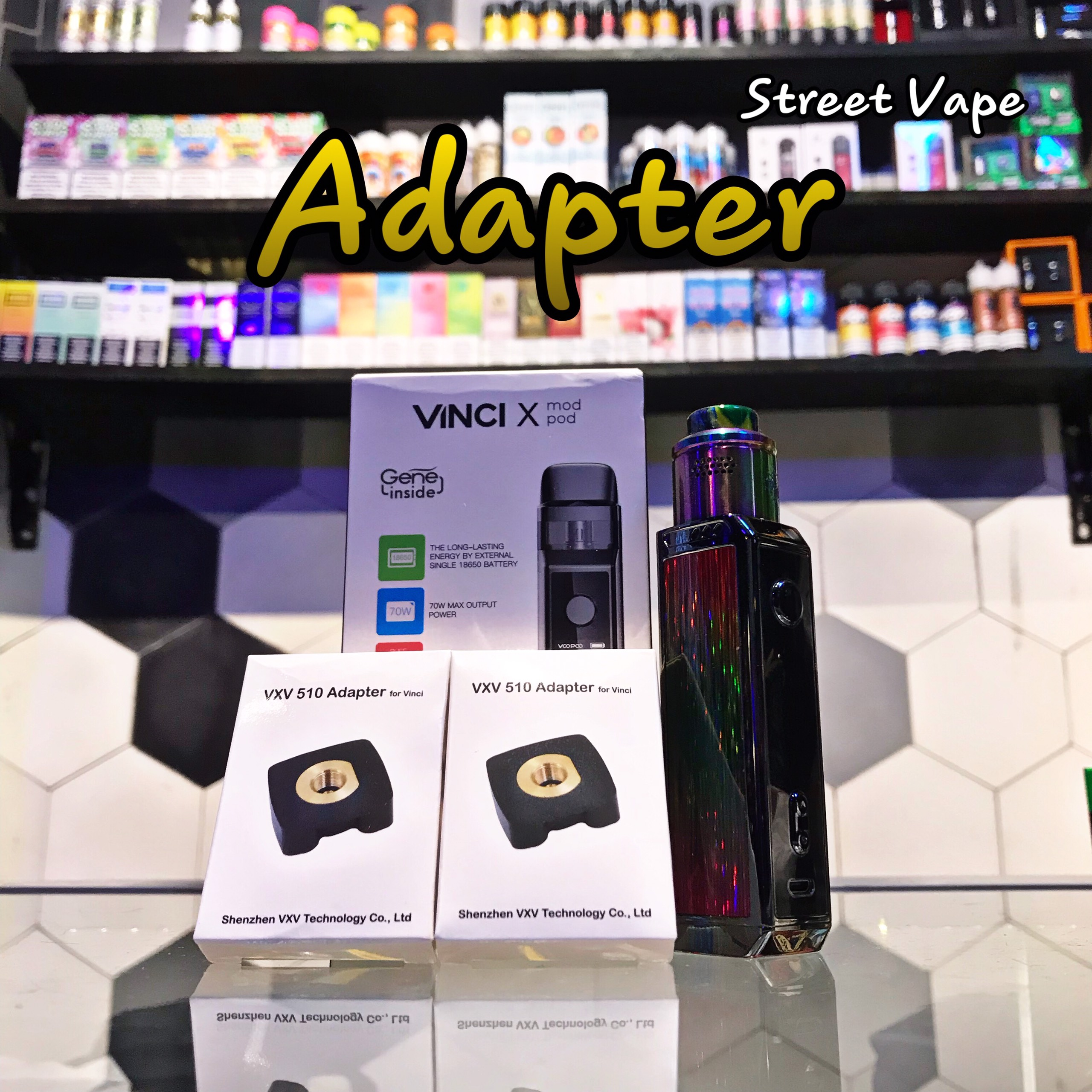 Adapter Vinci