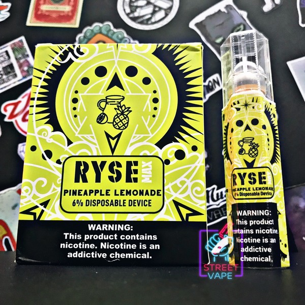 Ryse Max Disposable Device Pineapple Lemonade | Dứa Chanh