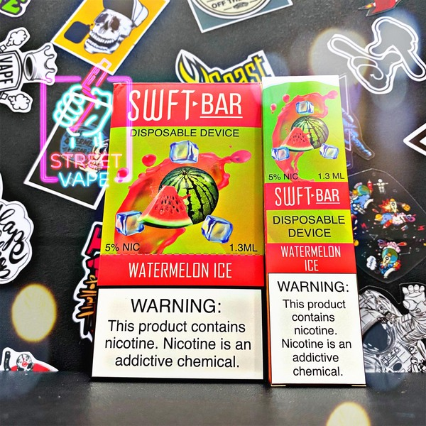 SWFT Bar Disposale Pod Watermelon Ice | Dưa Hấu Lạnh