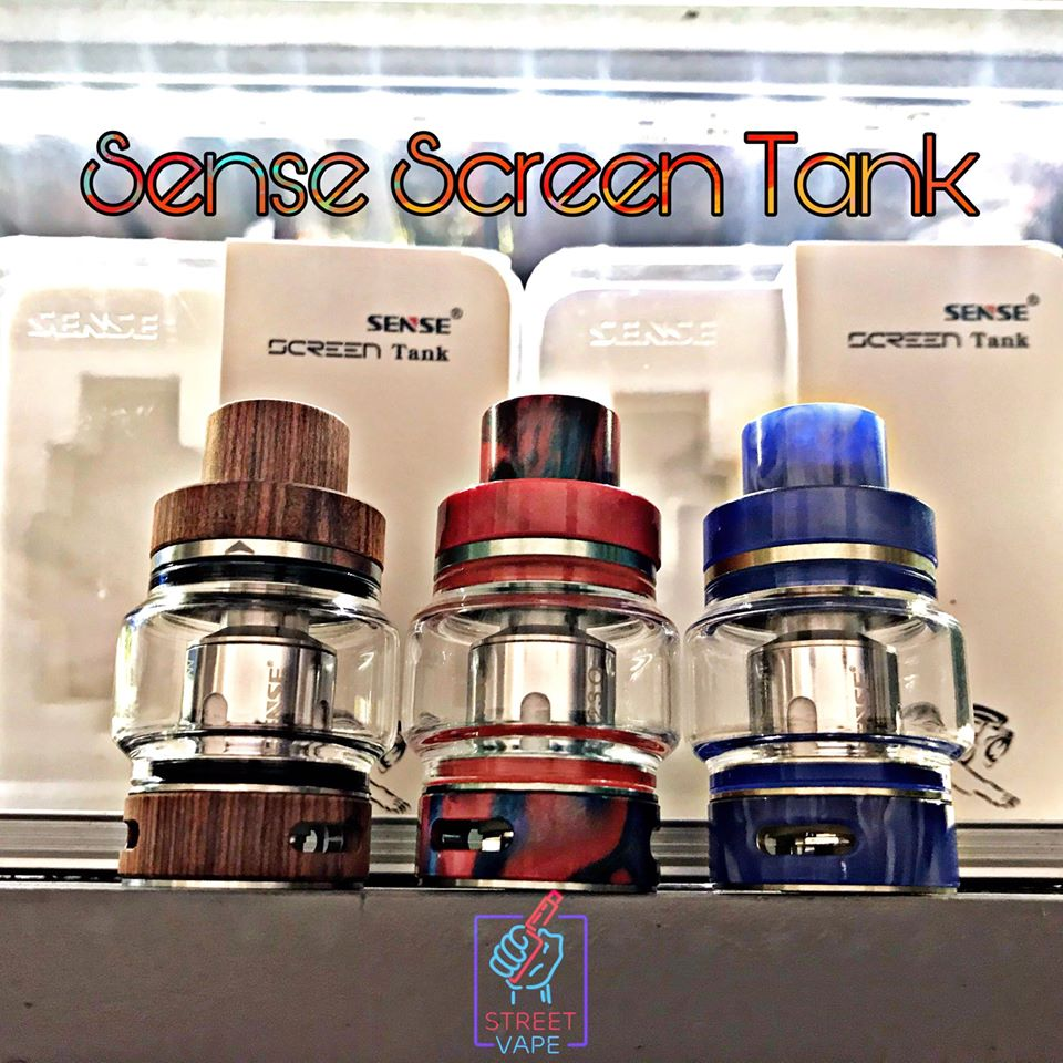 Đầu đốt Sense Screen Mesh Tank 7ml