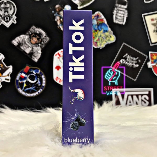 Tiktok Disposable Pod Blueberry | Việt Quất