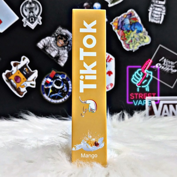 Tiktok Disposable Pod Mango | Xoài Chín