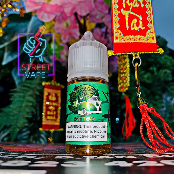 Tinh dầu Surfs Up Salt Nic Pitted | Dưa Gang - Dưa Lưới | 30ml